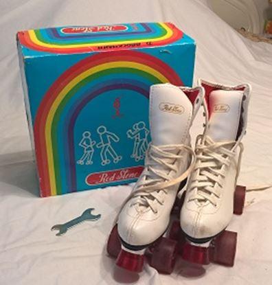 Picture of Vintage Roller Skates