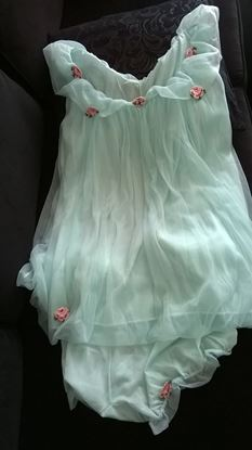 Picture of 1950's Baby Doll Pyjamas