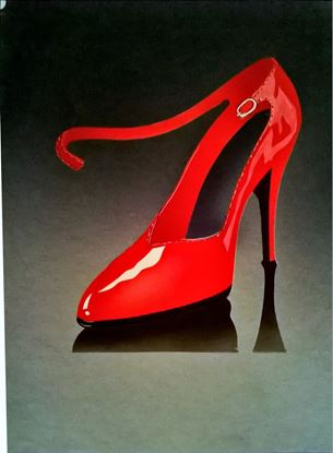 Picture of Air Brush - Red Stiletto