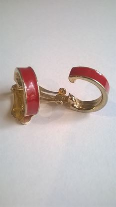 Picture of Costume Jewellery - Red