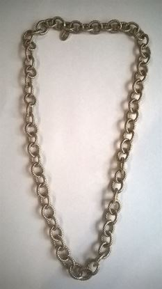 Picture of Costume Jewellery - Twisted Chain Necklace