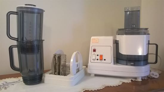 Picture of FREE - Bamix Food Processor and Blender
