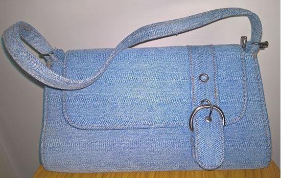 Picture of Denim Handbag