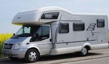 Picture for category Motor Home Hire