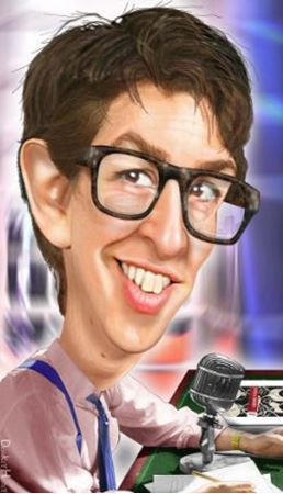 Picture for category Caricatures