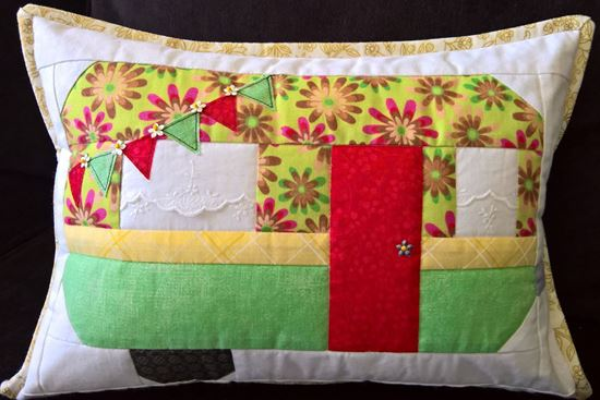 Picture of Caravan Pillow - Made to Order