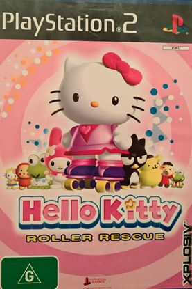 Picture of Hello Kitty Roller Rescue