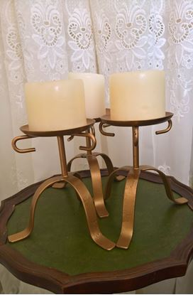 Picture of Candle Holders