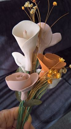 Picture of Ceramic Bouquet