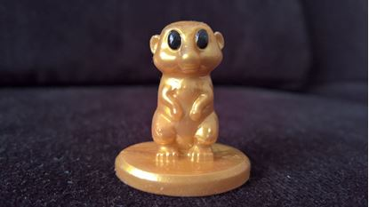 Picture of Woolworths Ooshie  GOLD TIMON