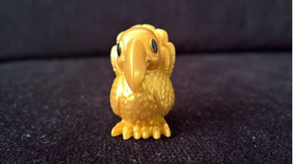 Picture of Woolworths Ooshie GOLD ZAZU