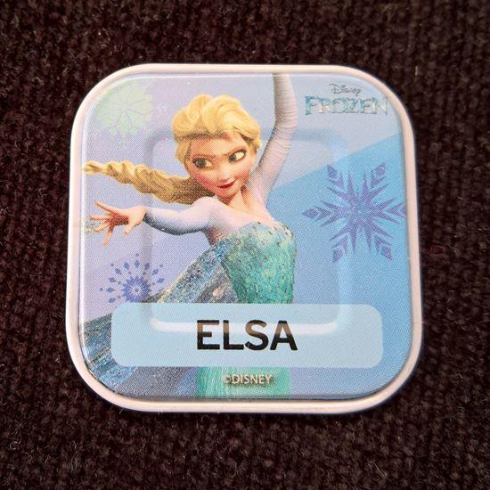 Picture of Woolworths Disney Tile ELSA