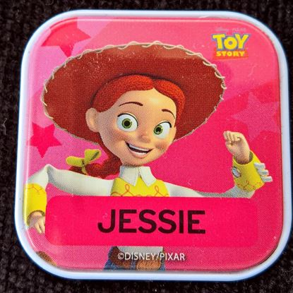 Picture of Woolworths Disney Tile JESSIE