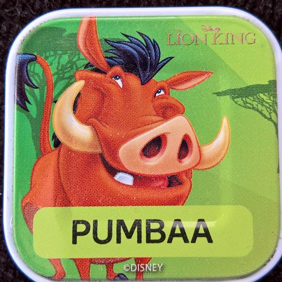 Picture of Woolworths Disney Tile  PUMBAA