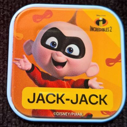 Picture of Woolworths Disney Tile JACK JACK
