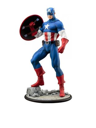 Picture of Captain America Collectable
