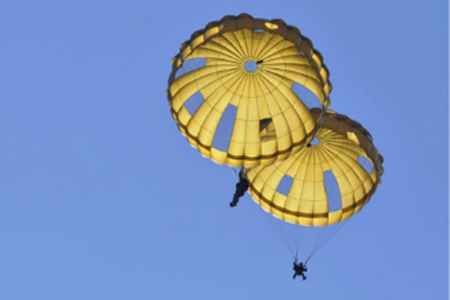 Picture for category Parachuting