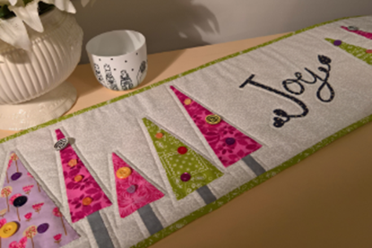 Picture of Christmas Table Runner