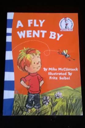 "Picture of ""A Fly Went By"""