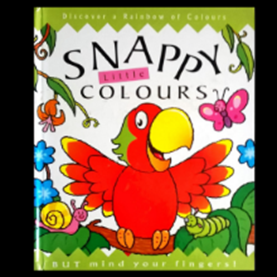 "Picture of ""SNAPPY Little Colours"""