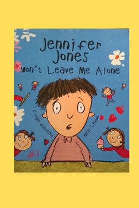 Picture of Jennifer Jones Won't Leave Me Alone