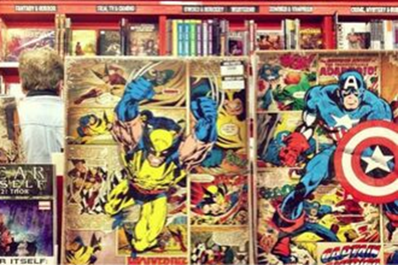 Picture for category Collectible Comics