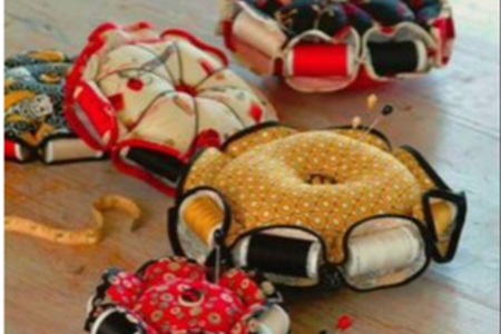 Picture for category Patchwork  Pin Cushions