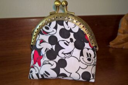 Picture of Purse - Mickey Mouse