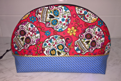 Picture of Pouch - Day of the Dead  Large