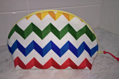 Picture of Pouch - Stripe Small