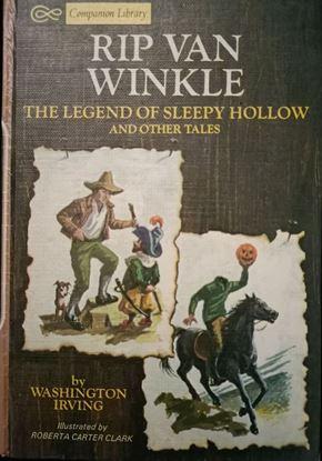 Picture of Rip Van Winkle